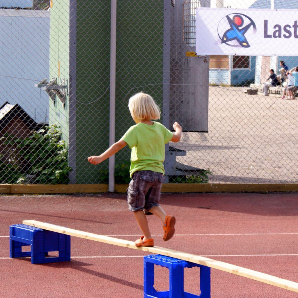 Lasten Liikunnan Tuki